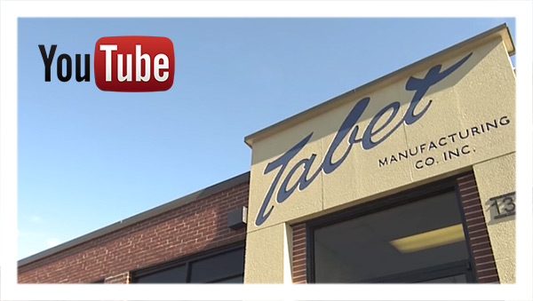 Tabet on YouTube